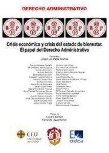 CRISIS ECONÓMICA Y CRISIS DEL ESTADO DE BIENESTAR