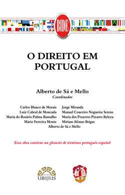 O DIREITO EM PORTUGAL