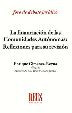 LA FINANCIACIÓN DE LAS COMUNIDADES AUTÓNOMAS