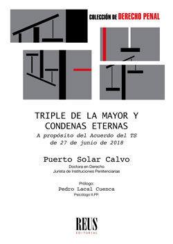 TRIPLE DE LA MAYOR Y CONDENAS ETERNAS