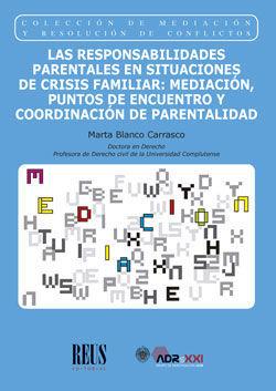 LAS RESPONSABILIDADES PARENTALES EN SITUACIONES DE CRISIS FAMILIAR