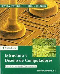 ESTRUCTURA Y DISEÑO DE COMPUTADORES. (1 ED) VOLUMEN 3