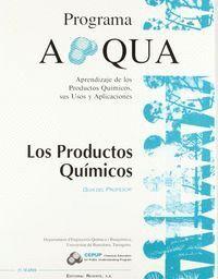 PRODUCTOS QUIMICOS G.PROFESOR