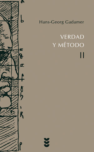 VERDAD Y MÉTODO II