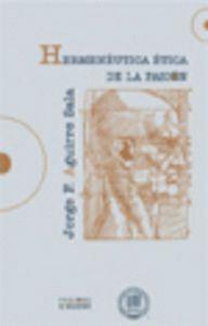 HERMENÉUTICA DE LA PASIÓN