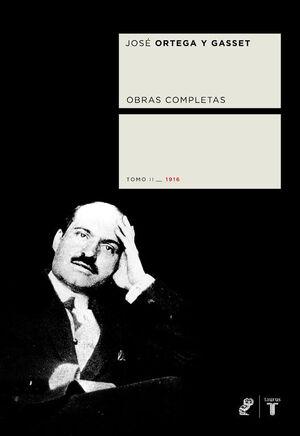 OBRAS COMPLETAS. TOMO II (1916)