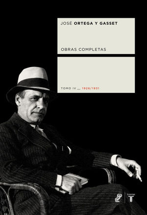OBRAS COMPLETAS. TOMO IV (1926/1931)