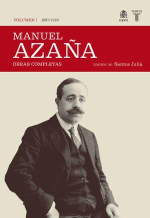 OBRAS COMPLETAS. VOLUMEN I (1897 / 1920)