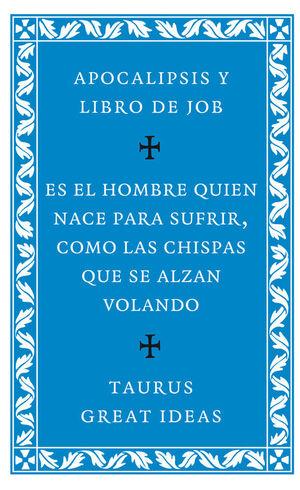 APOCALIPSIS Y LIBRO DE JOB (SERIE GREAT IDEAS 27)