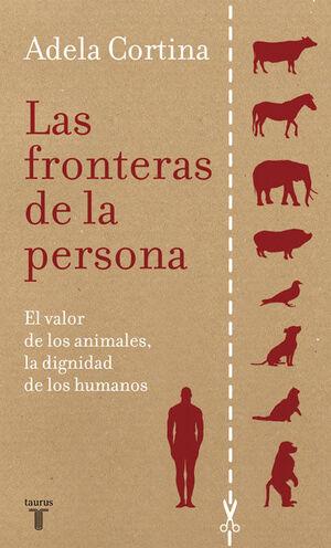 FRONTERAS DE LA PERSONA,LAS