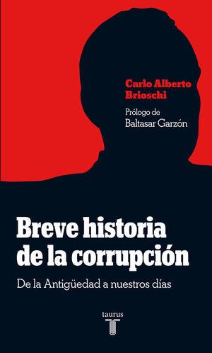 BREVE HISTORIA DE LA CORRUPCIÓN