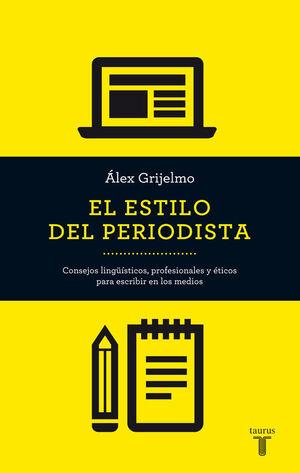 EL ESTILO DEL PERIODISTA (2014)