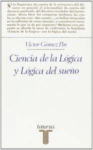 CIENCIA DE LOGICA Y LOGICA SUEÑO    ENS156