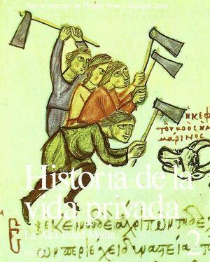 HISTORIA DE LA VIDA PRIVADA 2 RUSTICA