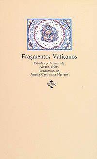 FRAGMENTOS VATICANOS 55