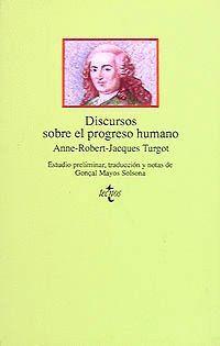 DISCURSOS SOBRE EL PROGRESO HUMANO