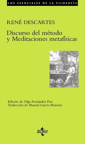 DISCURSO DEL MÉTODO Y MEDITACIONES METAFÍSICAS