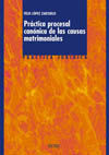 PRÁCTICA PROCESAL CANÓNICA DE LAS CAUSAS MATRIMONIALES
