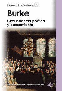 BURKE CIRCUNSTANCIA POLTICA Y PENSAMIENTO