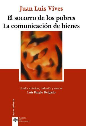 EL SOCORRO DE LOS POBRES. LA COMUNICACIÓN DE BIENES