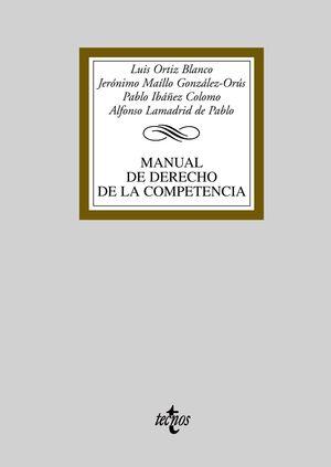 MANUAL DE DERECHO DE LA COMPETENCIA