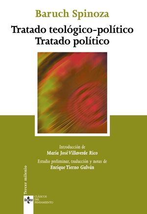 TRATADO TEOLÓGICO-POLTICO. TRATADO POLTICO