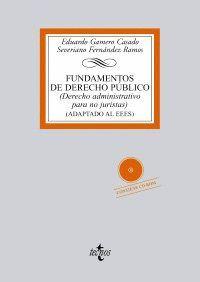 FUNDAMENTOS DE DERECHO PÚBLICO DERECHO ADMINISTRATIVO PARA NO JURISTAS