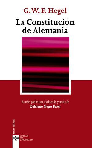LA CONSTITUCIÓN DE ALEMANIA