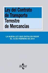 LEY DEL CONTRATO DE TRANSPORTE TERRESTRE DE MERCANCAS LA NUEVA LEY QUE ENTRA EN VIGOR EL 12 DE FEBR