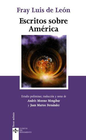 ESCRITOS SOBRE AMÉRICA
