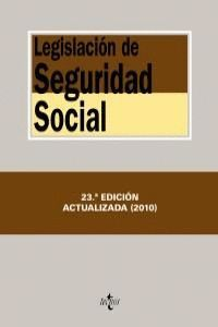 LEGISLACIÓN DE SEGURIDAD SOCIAL