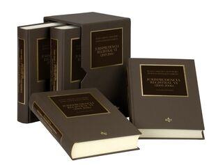 JURISPRUDENCIA REGISTRAL VI (2005-2006). 4 VOLUMENES CON MEMORIA USB