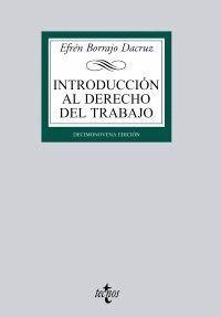 INTRODUCCIÓN AL DERECHO DEL TRABAJO 2010