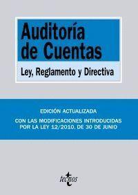 AUDITORA DE CUENTAS LEY, REGLAMENTO Y DIRECTIVA