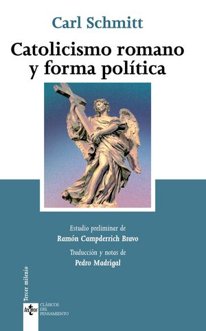 CATOLICISMO ROMANO Y FORMA POLTICA