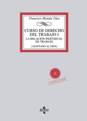 CURSO DE DERECHO DEL TRABAJO I