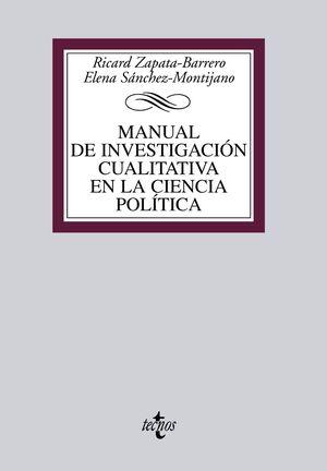 MANUAL DE INVESTIGACIÓN CUALITATIVA EN LA CIENCIA POLTICA