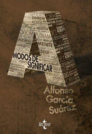 MODOS DE SIGNIFICAR