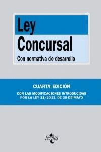 LEY CONCURSAL CON NORMATIVA DE DESARROLLO