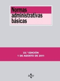 NORMAS ADMINISTRATIVAS BÁSICAS 2011