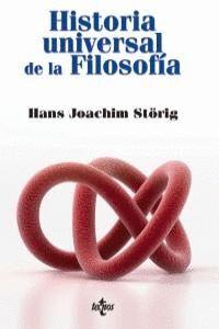 HISTORIA UNIVERSAL DE LA FILOSOFA