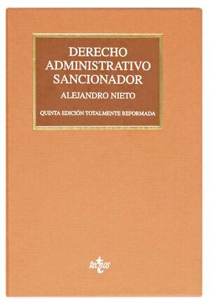 DERECHO ADMINISTRATIVO SANCIONADOR
