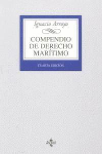 COMPENDIO DE DERECHO MARTIMO
