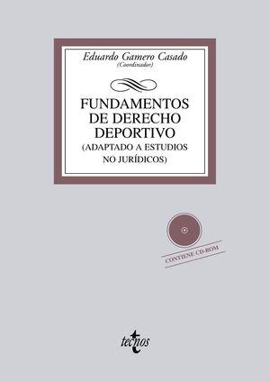 FUNDAMENTOS DE DERECHO DEPORTIVO