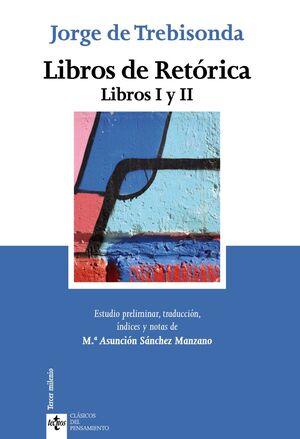 LIBROS DE RETÓRICA