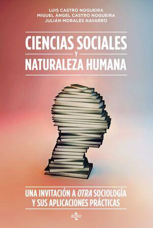 CIENCIAS SOCIALES Y NATURALEZA HUMANA