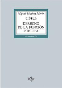 DERECHO DE LA FUNCIÓN PÚBLICA SÉPTIMA EDICIÓN