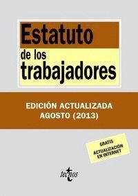 ESTATUTO DE LOS TRABAJADORES VIGÉSIMOCTAVA EDICIÓN