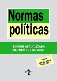 NORMAS POLTICAS DÉCIMOCUARTA EDICIÓN