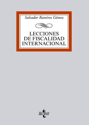 LECCIONES DE FISCALIDAD INTERNACIONAL